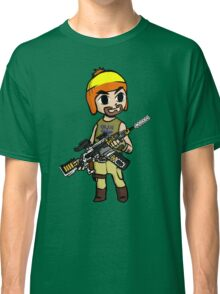 The Legend of Vera (The Hero of Canton) Classic T-Shirt