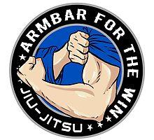Arm Bar for the Win! by Jiu-Jitsu-Life