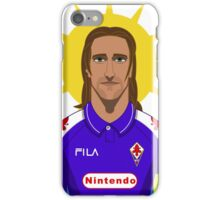 Batistuta iPhone Case/Skin