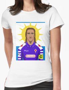Batistuta Womens Fitted T-Shirt