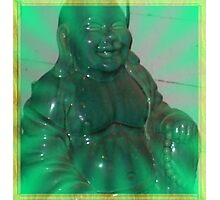 """Budda "" Photographic Print"