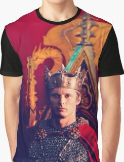 The Once and Future King Graphic T-Shirt