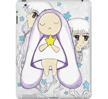 Chobits and Atashi iPad Case/Skin