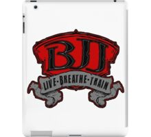 Live, Breathe, Train iPad Case/Skin