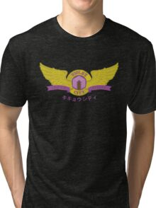 Violet City Gym Tri-blend T-Shirt