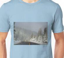 A Winter Drive Unisex T-Shirt