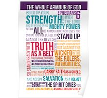 The Whole Armour of God Poster