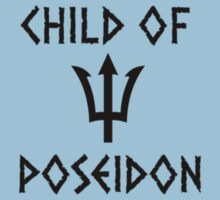 Child of Poseiden by WickedisGood