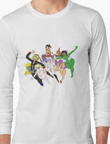 Shady Beach Premium Shirt Long Sleeve T-Shirt