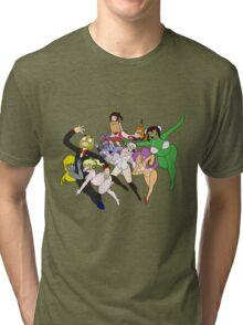 Shady Beach Premium Shirt Tri-blend T-Shirt