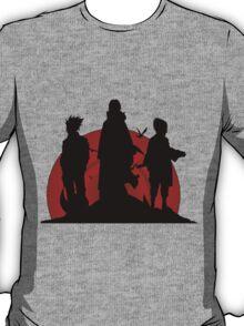 sharingan team! T-Shirt