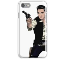 Han Elvis Solo iPhone Case/Skin