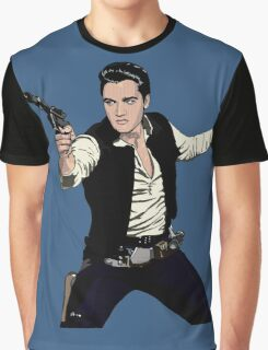 Han Elvis Solo Graphic T-Shirt