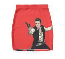 Han Elvis Solo Mini Skirt