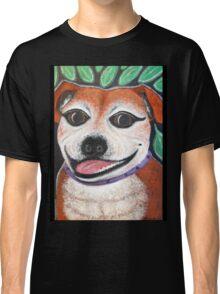 Gracie the Staffy T-shirt Classic T-Shirt