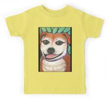 Gracie the Staffy T-shirt Kids Tee