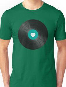 Vintage Vinyl Unisex T-Shirt