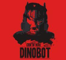 Dinobot - Code Of Hero by FrogusIV