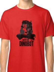 Dinobot - Code Of Hero Classic T-Shirt