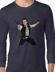 Han Elvis Solo Long Sleeve T-Shirt