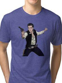 Han Elvis Solo Tri-blend T-Shirt