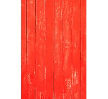 Wood plank Photographic Print