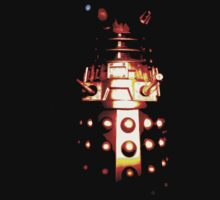 Dalek Alpha – Gold by Steven Miscandlon