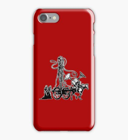 Gospel Machine #2 iPhone Case/Skin