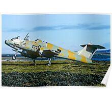 FMA IA 58 Pucará A-536 Poster