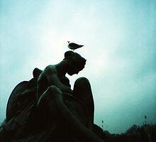 Bird Hair Day - Lomo by Yao Liang Chua