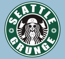 Seattle Grunge Kids Clothes