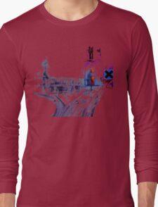 Radiohead - Ok Computer  Long Sleeve T-Shirt