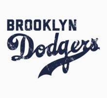 Brooklyn Dodgers by Look Human