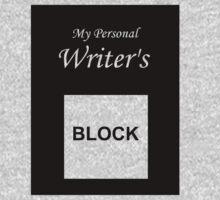 My Personal Writer's Block T-Shirt