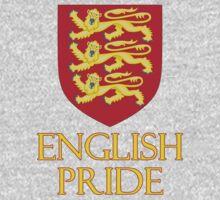 English Pride One Piece - Long Sleeve