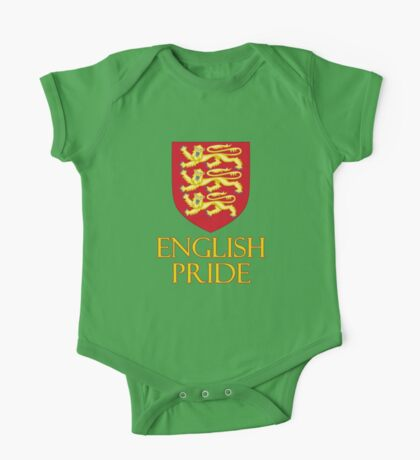 English Pride One Piece - Short Sleeve