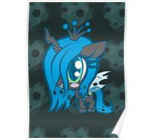 Weeny My Little Pony- Queen Crysalis Poster
