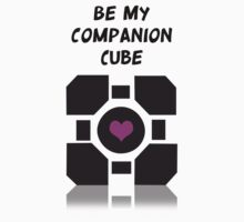 Companion Cube  by AndrewBadman