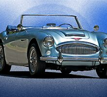 1964 Austin-Healey 3000 by DaveKoontz
