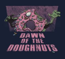 Dawn of the Doughnuts by sumrow