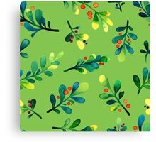 - Branch pattern - Canvas Print