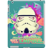 Follow Your Dreams iPad Case/Skin