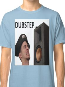 Dubstep Pirate Classic T-Shirt