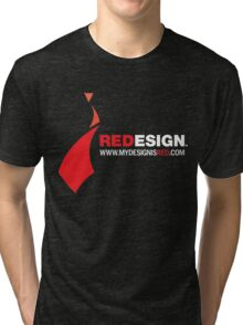 REDesign Web tee Tri-blend T-Shirt