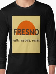 Central Valley Collection: Fresno Long Sleeve T-Shirt