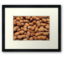 Photography - Peanuts - Color Framed Print