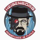 Heisenborg by Phryan
