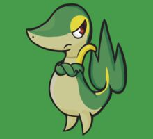 Snivy One Piece - Short Sleeve
