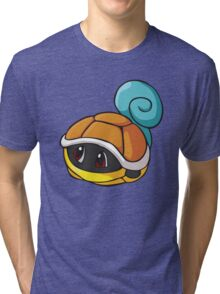 Squirtle Tri-blend T-Shirt