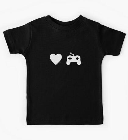 Love. Game. Kids Tee